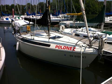 S2 6.8 EXCITER, 1978 sailboat