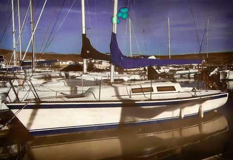 S2 7.9 Grand Slam Racer/Cruiser, 1983 sailboat