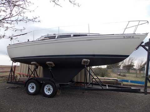 S2 8.0 (26 ft.), 1983 sailboat