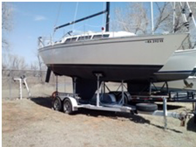 S2 8.5 (28 ft.), 1982 sailboat