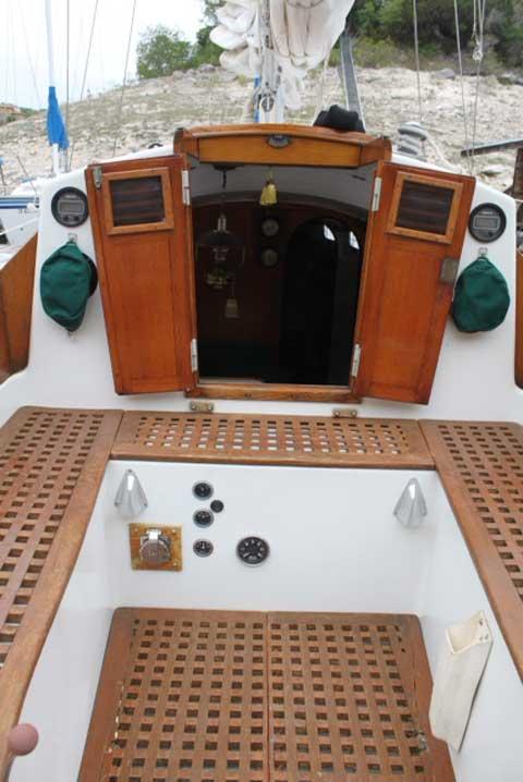 Sagitta 30, 1964, Austin, Texas sailboat