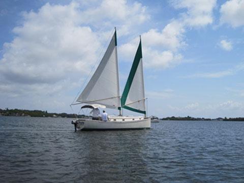 Sandpiper 32, 1979 sailboat