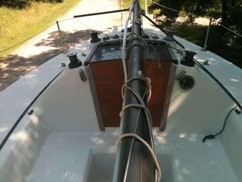 Santana 525, 1979 sailboat