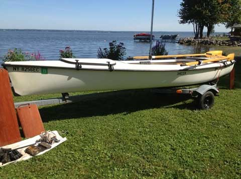 Saroca 16, 1989 sailboat