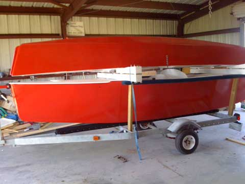 SeaClipper 16 Trimaran, 2011, Palacios, Texas sailboat