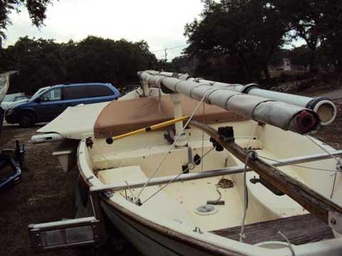 Seapearl 21' trimaran, 1987, Groveland, Florida sailboat