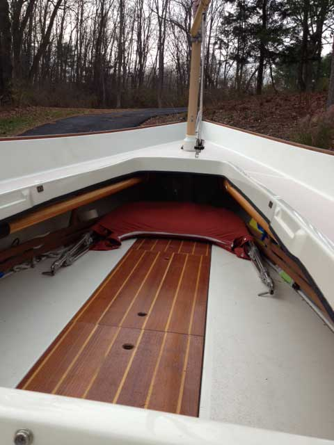 Sea Pearl 21, 1993, Ithaca, New York sailboat