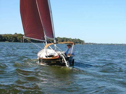 Sea Pearl 21, 1998 sailboat