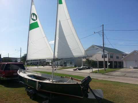 Sea Pearl 21, 1990 sailboat