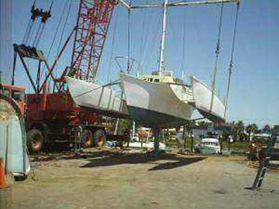 Searunner Trimaran, 31', 1975, San Francisco bay sailboat
