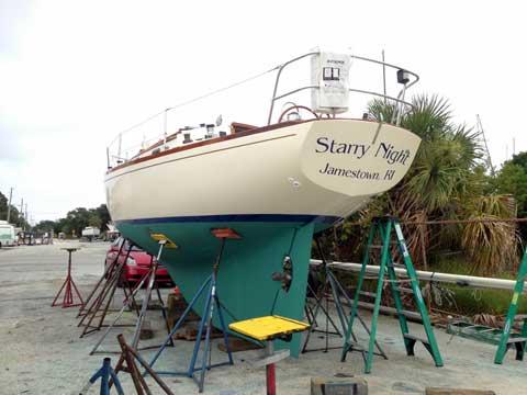 Sea Sprite 30, 1984 sailboat