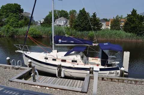 Seaward 26RK, 2012 sailboat