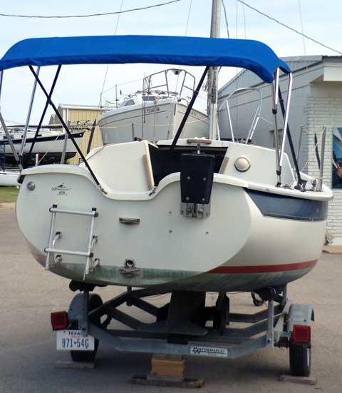 Seaward Fox 17 1990 Lewisville Texas Sailboat For Sale