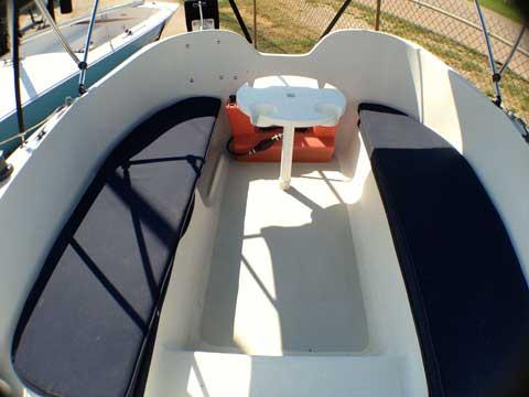 Seaward Fox 17, 1990 sailboat