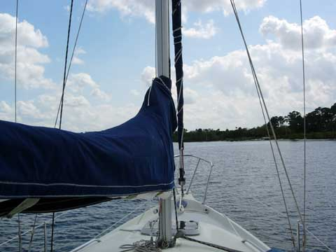 Seaward 25, 1999, Stuart, Florida sailboat