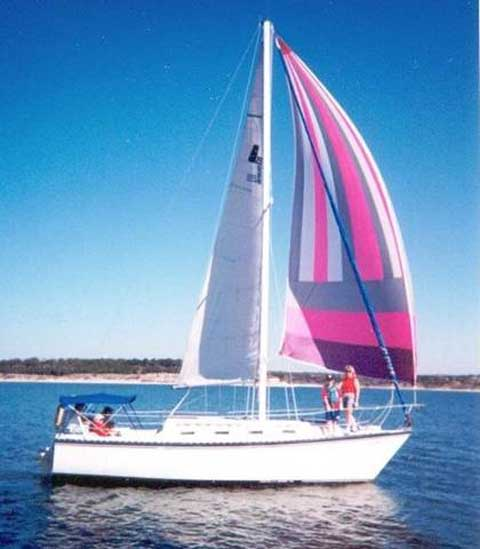 Seidelmann 295 Sloop, 1984 sailboat