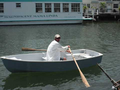 Bolger designed Advanced Sharpie AS-29, 2005 sailboat