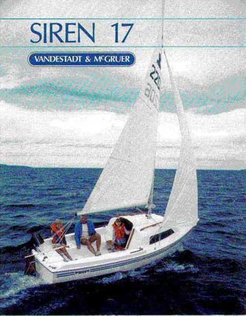 Siren 17 1983 San Antonio Texas Sailboat For Sale