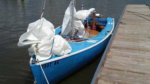 Skibreeze, 1959 sailboat
