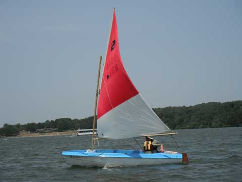 Skipper 14, 1970 sailboat