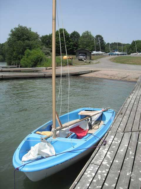 Skipper 14, 1970 sailboat