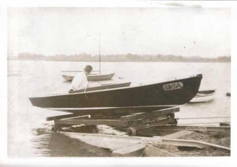 Vintage Snipe, 1942, Merchantville, New Jersey, sailboat ...