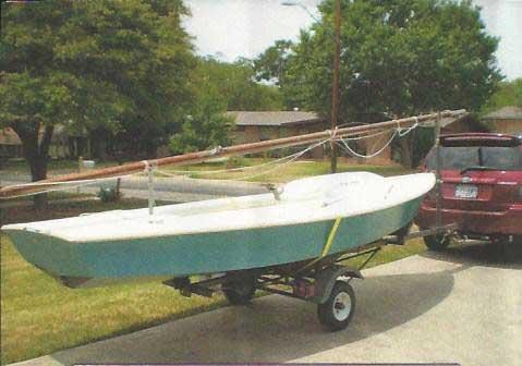 Snipe, 1972 sailboat