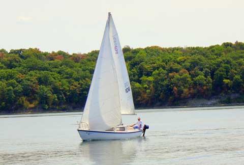 South Coast 22, 1973, Buckner, Missouri sailboat