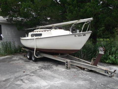 South Coast 22', 1987, Tampa Bay, Florida sailboat