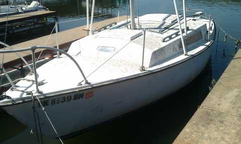 South Coast 23, 1971 sailboat
