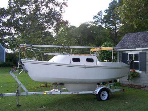 Sparrow 16, 1980, Longview, Texas sailboat