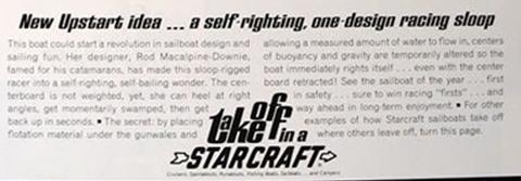 Starcraft, 16' 1968, Grapevine, Texas sailboat