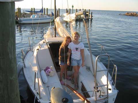 Starwind 19, 1984, Fairhope, (Near Mobile), Alabama sailboat