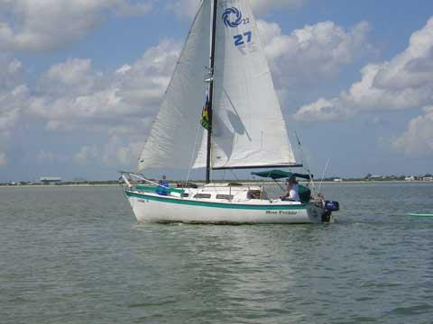 Starwind 22, 1984, Port Lavaca, Texas sailboat