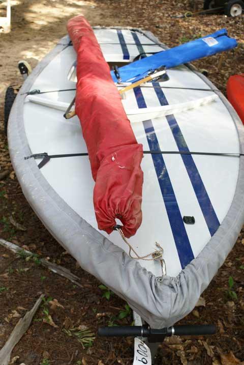Sunfish, 2008, Mobile, Alabama sailboat