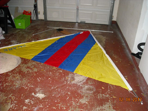 Super Snark, 2012, Houston, Texas sailboat