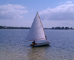 1999 Swifty 12 sailboat