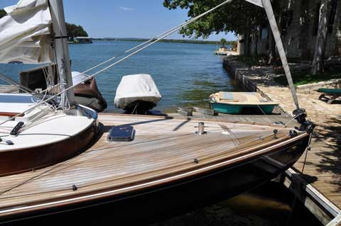 Tadorne Sloop, 26 ft., 2000, Central Texas sailboat