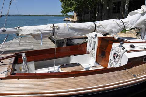 Tadorne Sloop, 26 ft., 2000, Central Texas sailboat