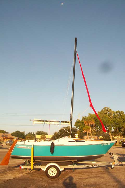 Tangerine 18, 1978, Cocoa, Florida sailboat