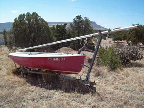 Tanzer 16, 1973 sailboat