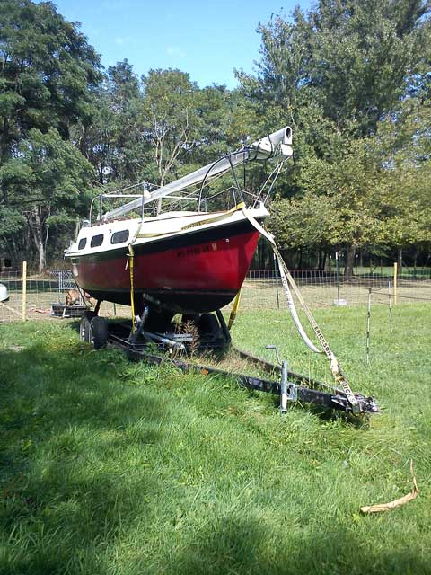 Tanzer 22, 1972, Wheatfield, Indiana sailboat