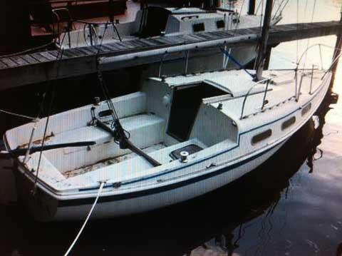 Tanzer 22, 1973 sailboat