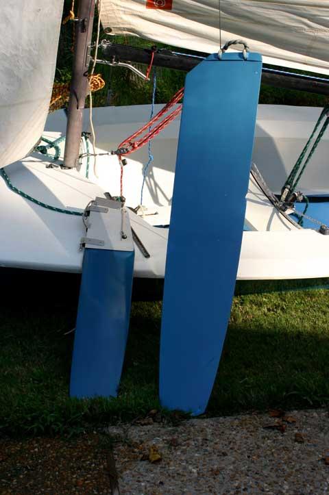 Tasar, 1977 sailboat