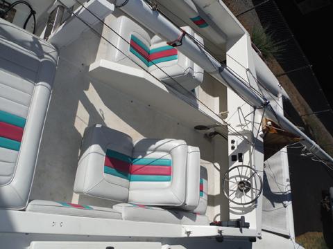 Tomcat 6.2 catamaran, 1999 sailboat