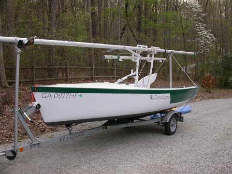 Transfusion T15.5, 1997, Atlanta, Georgia sailboat
