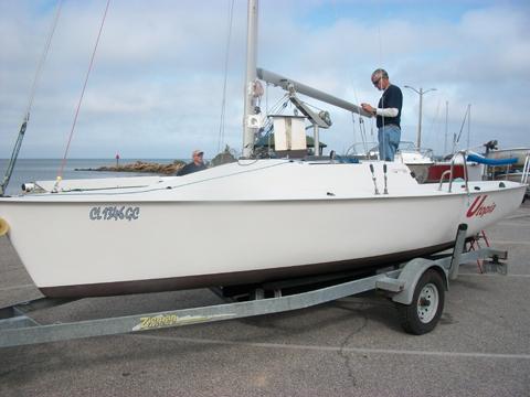 Ultimate 20, 2003, Pensacola, Florida, sailboat for sale