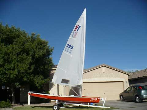 US1 101 sailboat