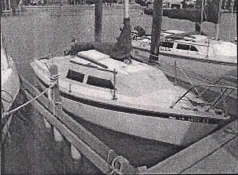 Holder Vagabond 17, 1981, Los Fresnos, Texas sailboat