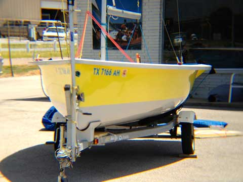 Vanguard Nomad, 2006 sailboat